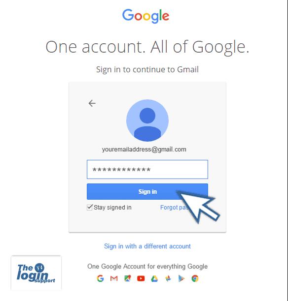 Gmail Account Login
