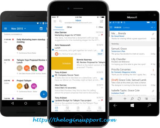 Outlook Mobile App