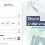 Create Mail.com