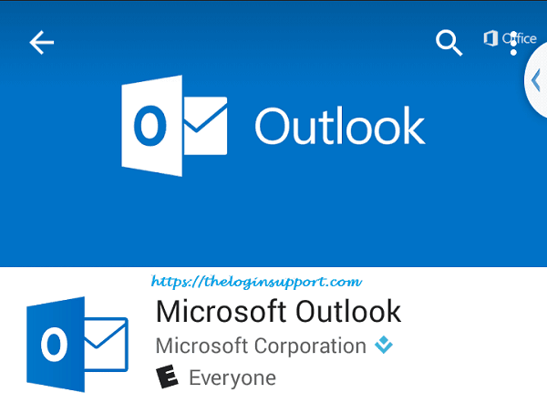 Hotmail mobile app android