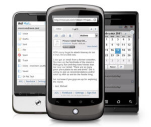 AOL Mail Mobile App