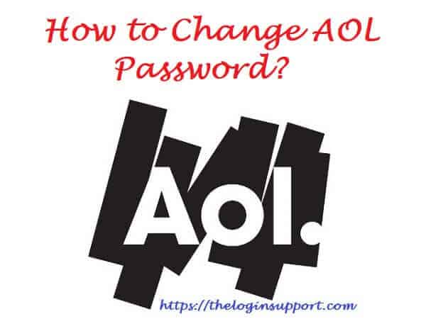 Change AOL Password